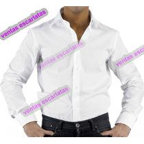 Lote 10 Camisas Caballero Nuevas Marca Shegobré M L Xl Xxl