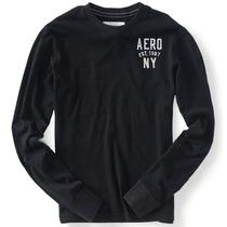 Long Shirt Aeropostale Talla (xl) 100 % Original