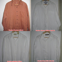 Camisas Dockers, Tommy, Cubavera, Perry Ellis, Polo Xl