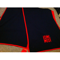 Bufanda Carolina Herrera 100% Original 100%lana Med. 35x180