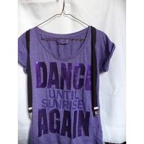 Limpia De Closet Blusas Para Mujer Marca Bershka Buen Estado