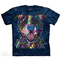 Camiseta Pitbull Design Russo Kisser 2015