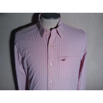 Camisa Marca Hollister 100%original Comprada En Usa.no Clon