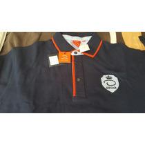 Camisa Tipo Polo Oscar De La Renta Xl Nueva
