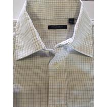 Camisa Burberry Cuadros 15 1/2 R