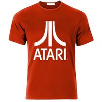 Playeras O Camiseta Arcade Atari Classico 100% Algodon!!
