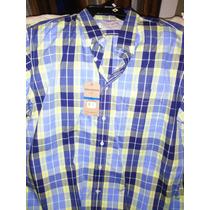 Camisa Dockers Manga Corta Talla Xl