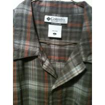 Camisa Columbia Nueva
