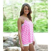 Blusa Para Mujer Verano - Talla Mediana
