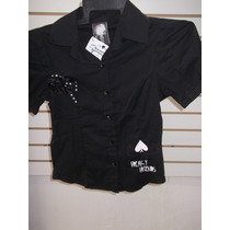 Camisa Freaky Friends - Princesa Dark Totalmente Nueva !