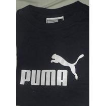 Puma, Blusa Negra , S Envio Gratis