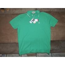 Polo Marca Penguin Talla Xl Original 100%!! Verde