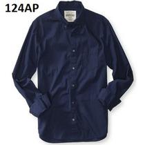 Xl - Camisa Aeropostale Negra Ropa De Hombre 100% Original
