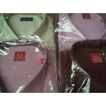 Promoción Paquete 10 Camisas Oscar De La Renta Por $3500