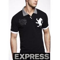 Polos Express, Armani , Abercrombie, Hugo Boss, Ralph Lauren