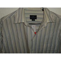 Camisa Kenneth Cole Reaction Talla M Cuello 15 1/2 Nueva