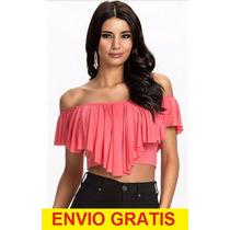 Blusa Sexy Espectacular Edicion Limitada Envio Gratis