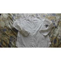 Camisa Guess Vintage Original Blanca Talla L Hombre Nueva_!