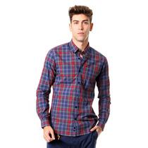 Do Rego & Novoa - Camisa A Cuadros - Multicolor - Twm15749