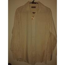 Camisa Michael Kors T. M 15 1/2 34-35 Original Envio Gratis
