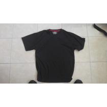 Camisas Dryfit Deportivas De Cuello En U