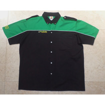 Speed Zone /race Gear Camisa Estilo Nascar Talla Extra Grand