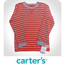 Playera Para Niño Talla 7 Original Carter