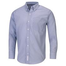 Camisa Ámbar Azul