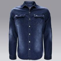 Camisa Mezclilla Eco Cm108b127