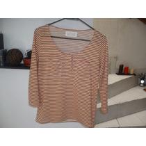 Blusa Zara Talla 30 O L Grande Limpia De Closet