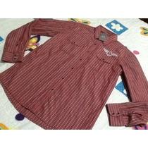 Armani Exchange Camisa Para Caballero