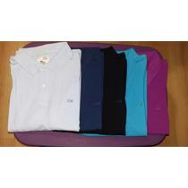 Lacoste Vintage Polos Varios Colores Talla 5 Y 6