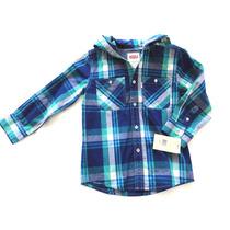 Camisa Levi´s Autentica Moda Infantil 100% Algodón Envíofree