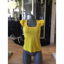 Preciosa Blusa Marca Juicy Couture Muy Sexy!