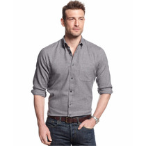 Camisa Casual Tommy Hilfiger Tallas Extras 2xl 100% Original