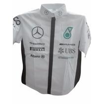 Camisa Escuderia Serie Nascar, Formula 1, Carreras, Autos