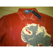 Playera Polo Ralph Lauren Custom Fit