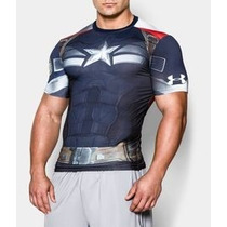 Under Armour Hombres, Alter Ego, Superheroes Envio Gratis