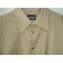 Moderna Camisa Zara Impecable Talla L