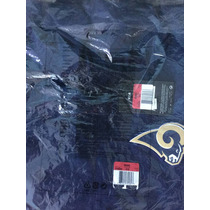 Pullover Manga Corta Nike Saint Louis Rams Onfield Original