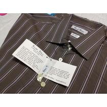 Burma Bibas Camisa De Diseñador Para Caballero