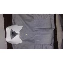 Camisa Jos. A. Bank Para Mancuernillas M