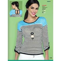 Blusas Elegantes Ala Moda Vintage Fashion Casual Sexy Terra