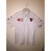 Camisa Original Ducati Casey Stoner Moto Gp Laguna Seca