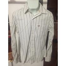 Camisa Hollister Talla M Seminuava 2958 *