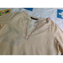 Zara Blusa Para Dama