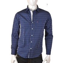 Camisas De Vestir Lacoste Tommy Hilfiger Hugo Boss Vv4