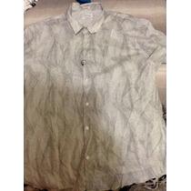 Camisa Calvin Klein Slim Fit Nueva Hugo Boss Dkny. American