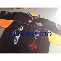 Camisa Escuderia Harley Davidson Tipo F1