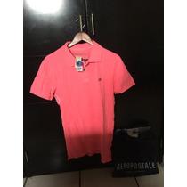 Playera Polo De Aeropostal, %100 Original Y Nueva
